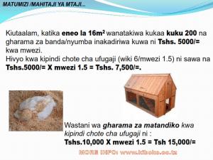 chicken management swahili 022 300x225 Ufugaji wa kuku kwa njia ya kisasa